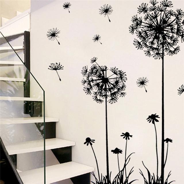 Декоративные наклейки для интерьера на стены алиэкспресс