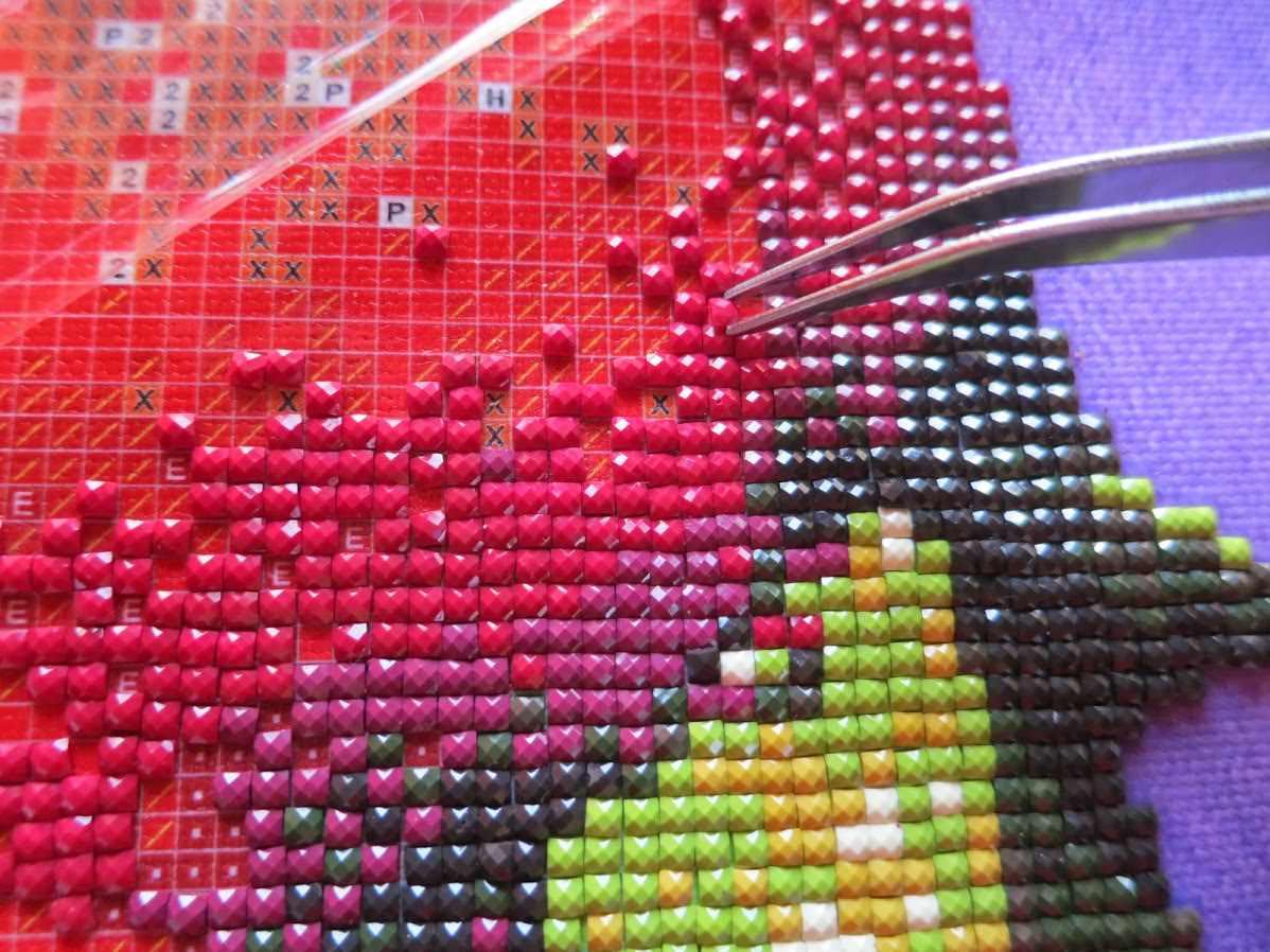 Наборы алмазной мозаики своими руками